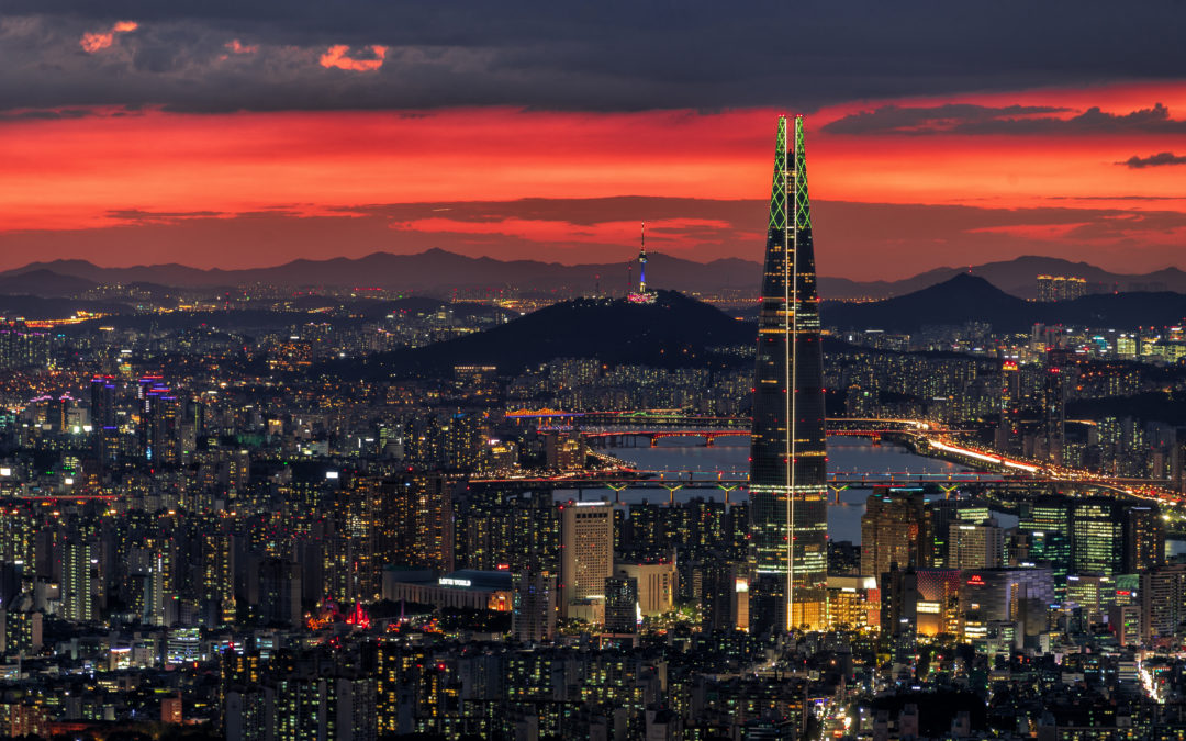 Seoul: Firmly Established As Asia's Hottest Startup Hub