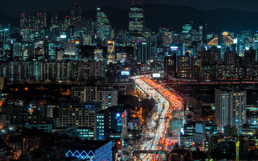 South Korea pivots from conglomerates to startups